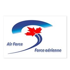 Royal Canadian Air Force Postcards (Package Of 8)