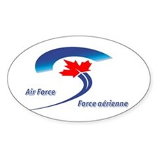 Royal Canadian Air Force Decal