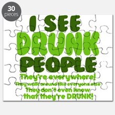 I See Drunk People Puzzle