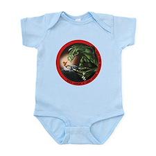Cute Animal defenders Infant Bodysuit