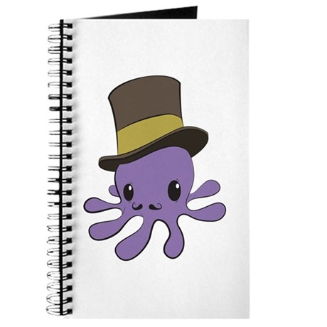 Mr. Octopus Journal