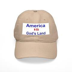 God's Land Baseball Cap