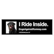 Bumper Sticker - Rottweiler