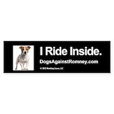 Bumper Sticker - Jack Russell
