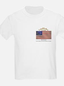 Established 1776 Kids T-Shirt