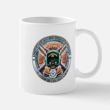 US Coast Guard 1790 Skull Mug