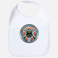 US Coast Guard 1790 Skull Bib