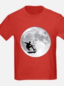Moon skateboard T