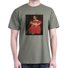 Ammi Phillips Girl in Red T-Shirt