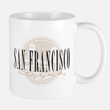 San Francisco Bridge Mug