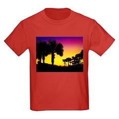 Coastal Tropical Landscape Ab T