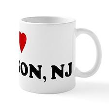 I Love Paterson Mug