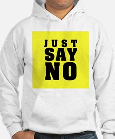 Just Say No With This Hoodie