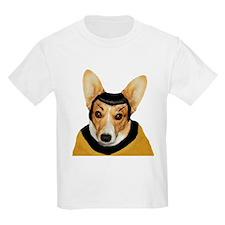 Gold Vulcan Pip T-Shirt