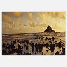 Rocks on the beach, Maui, Hana, Hawaii