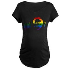Rainbow Harvey Milk T-Shirt