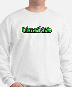 Legal Pad Sweatshirt