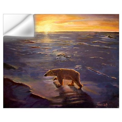 In the Wilderness, 2008 (oil on canvas) Wall Decal