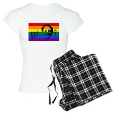 Rainbow Flag Harvey Milk pajamas