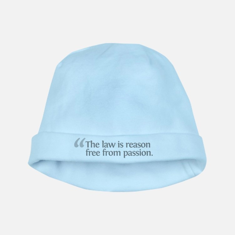Aristotle The law is baby hat
