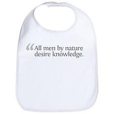 Aristotle All men by Bib