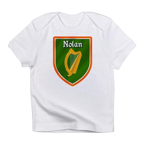Nolan Family Crest Infant T-Shirt