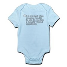 Aristotle It is the mark Infant Bodysuit