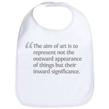 Aristotle The aim of art Bib