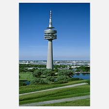 Germany, Munich, Olympic Tower