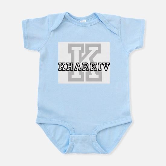 Letter K: Kharkiv Infant Creeper