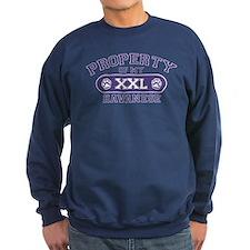Havanese PROPERTY Sweatshirt
