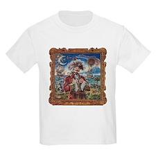 Baron Munchausen Kids T-Shirt