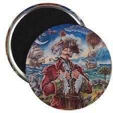 Baron Munchausen Magnet
