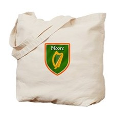 Moore Family Crest Tote Bag