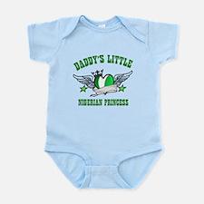 Daddy's Little Nigerian Princess Infant Bodysuit