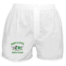 Daddy's Little Nigerian Princess Boxer Shorts