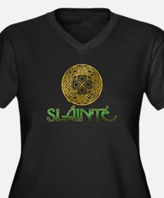 3-slainte Plus Size T-Shirt