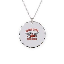 Daddy's Little Polish Princess Necklace