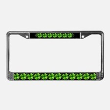 Irish Keepsake License Plate Frame