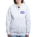 parts missing merchandise Women's Zip Hoodie