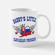 Daddy's Little Slovakian Princess Mug