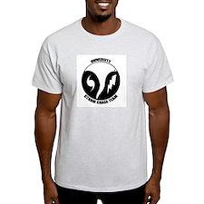 University Storm Chasing Team Ash Grey T-Shirt
