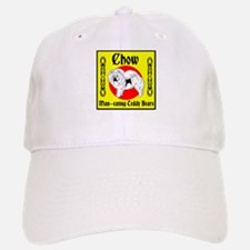 Man-eating Baseball Baseball Cap