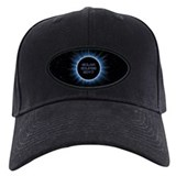 Solar eclipse 2017 Baseball Cap with Patch