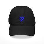 Stop Colon Cancer Black Cap