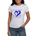 Stop Colon Cancer Women's T-Shirt