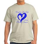 Stop Colon Cancer Light T-Shirt