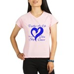 Stop Colon Cancer Performance Dry T-Shirt