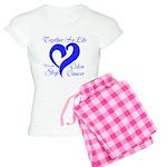 Stop Colon Cancer Women's Light Pajamas