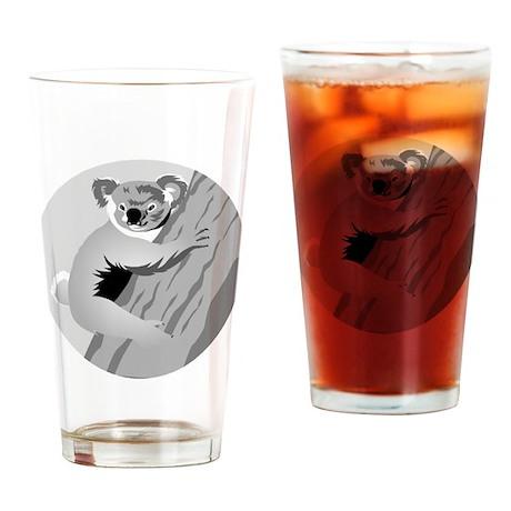 Koala Drinking Glass
